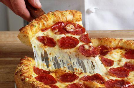 راز کش آمدن پنیر پیتزا